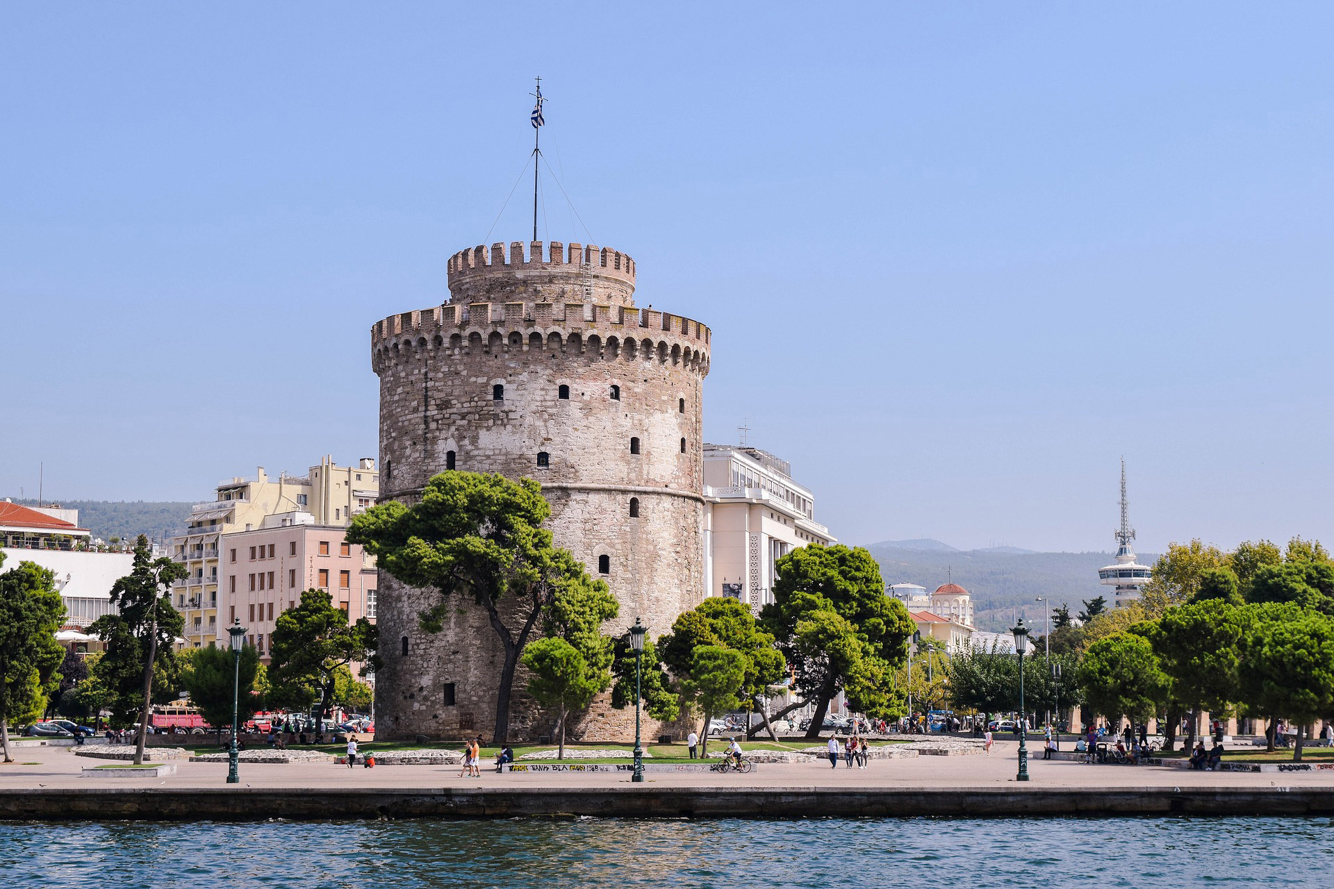 5+1 Must-Visit Destinations Near Thessaloniki