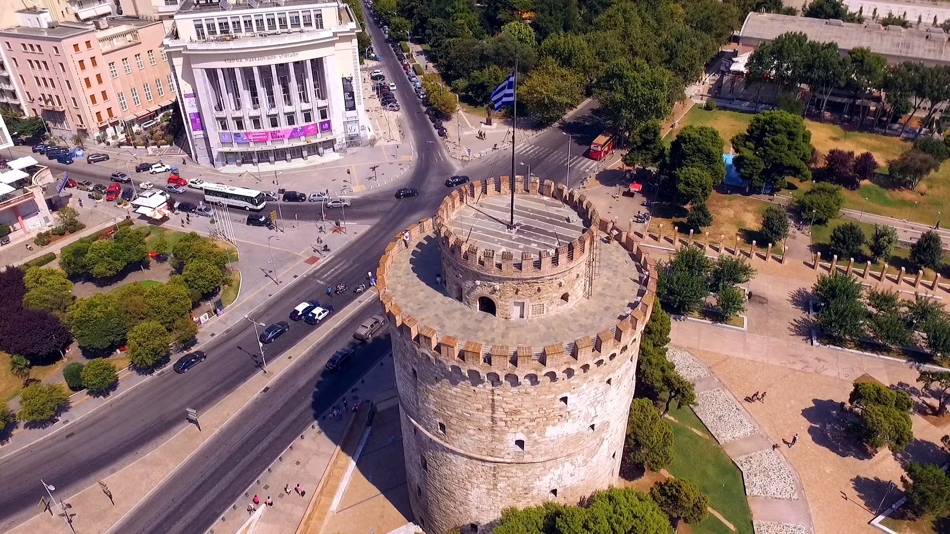 5+1 Ottoman Buildings to Visit in Thessaloniki