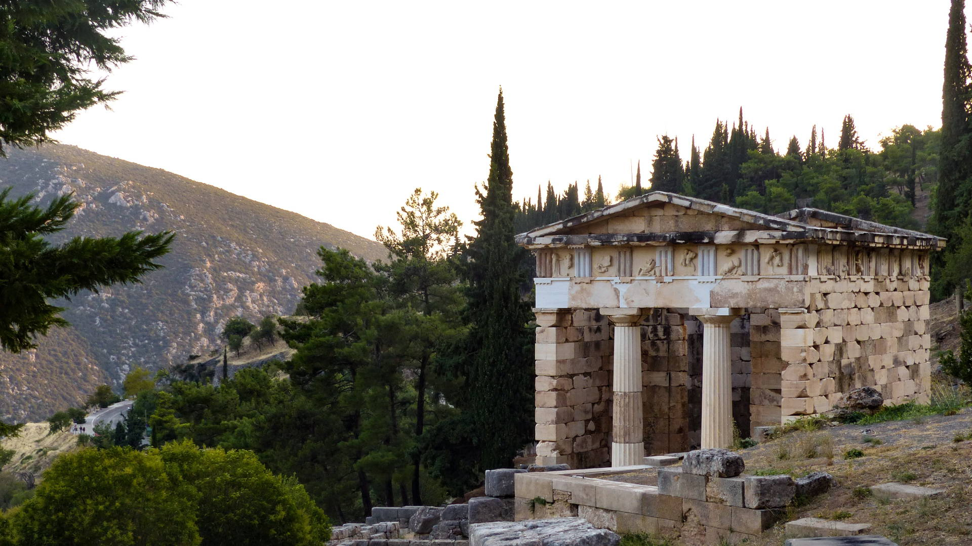 Delphi Private Day Trip from Athens