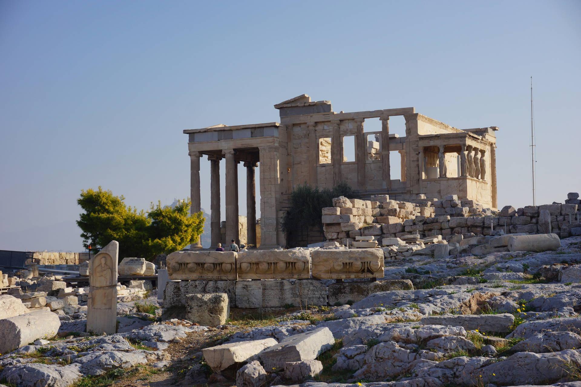 Mythology Tour of Acropolis