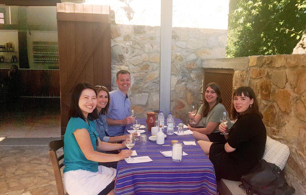 Wine and olive oil Tasting in Crete - wine