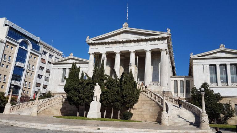Political Tour of Athens