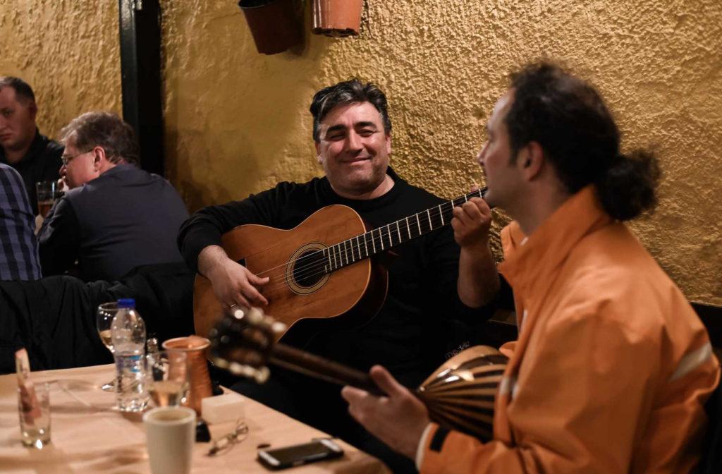The Zorba Inside Me Tour in Athens