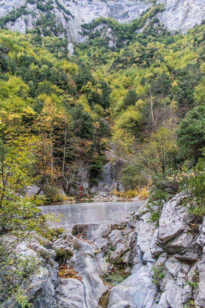 Mount Olympus Trekking - Springs