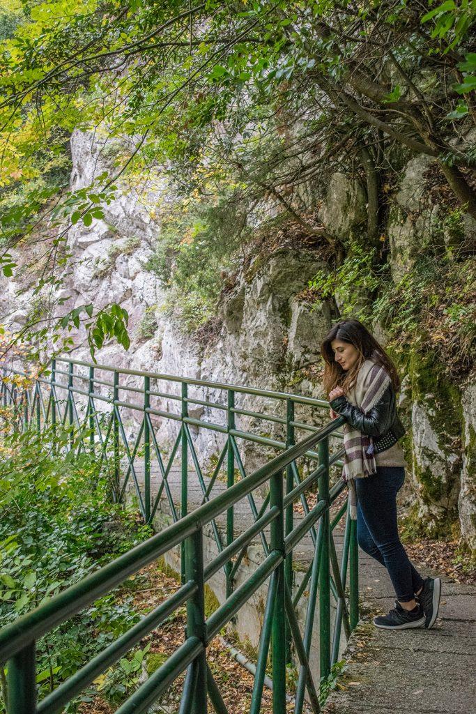 Mount Olympus trekking - trail