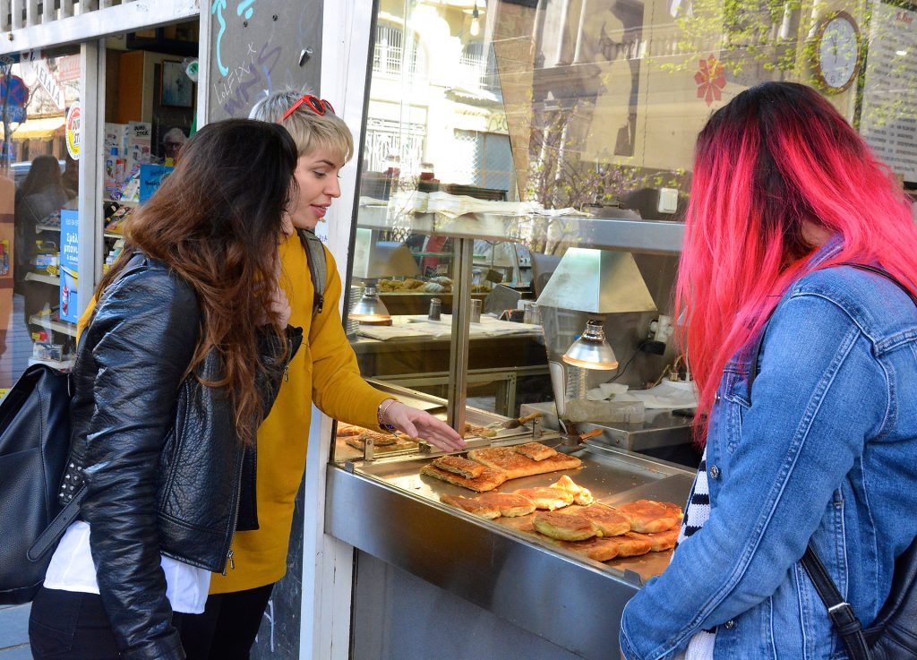 Thessaloniki Food and Culture 4 hour Morning Tour