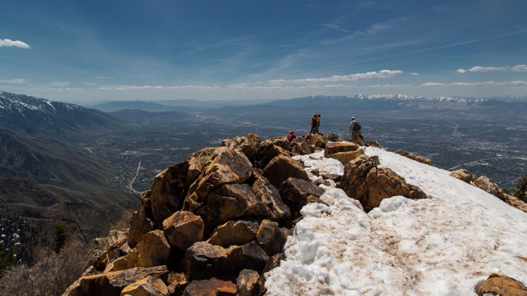 Mt. Olympus 1 Day Summit Ascent
