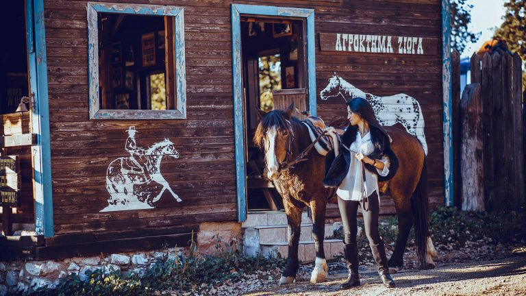 Horse Riding for experienced Equestrians in Thessaloniki
