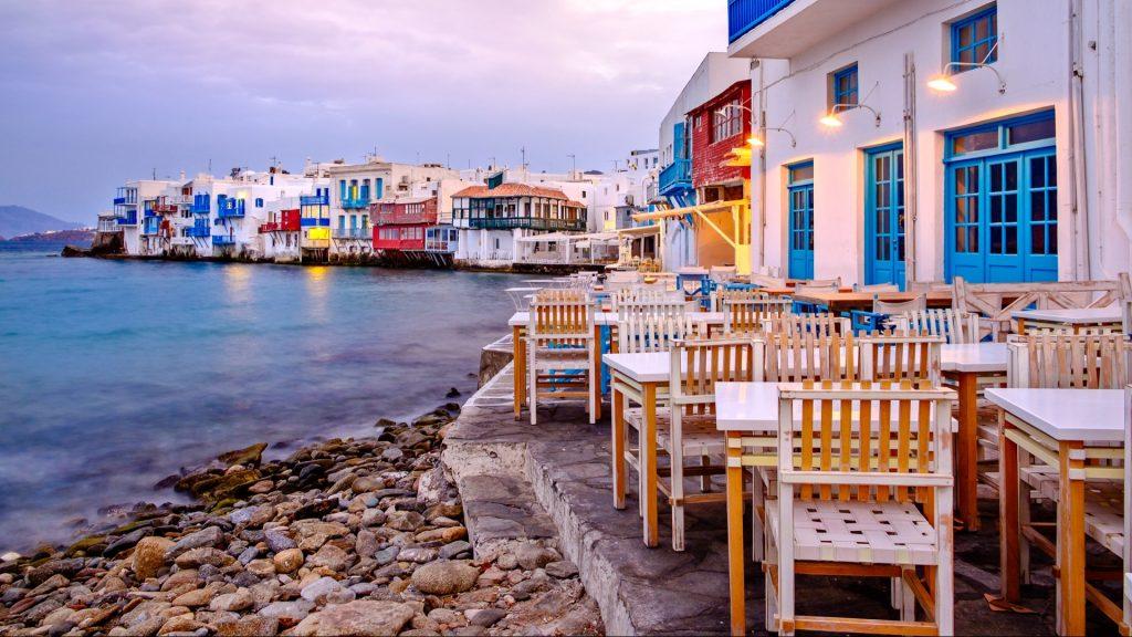 10 Greek foods to try in Mykonos