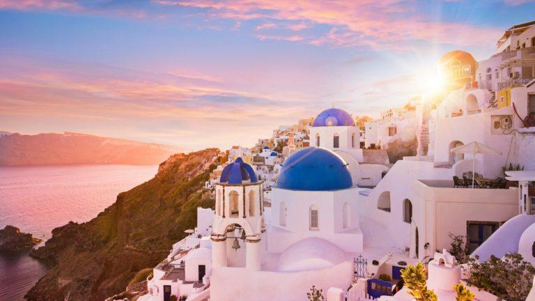 3 days Santorini itinerary