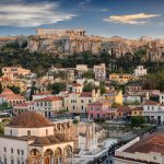 How to get around in Athens by foot