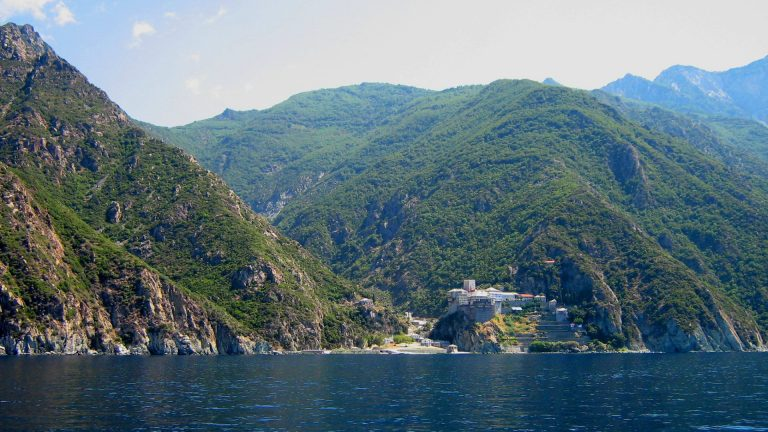 Private Mount Athos Monasteries Boat Trip