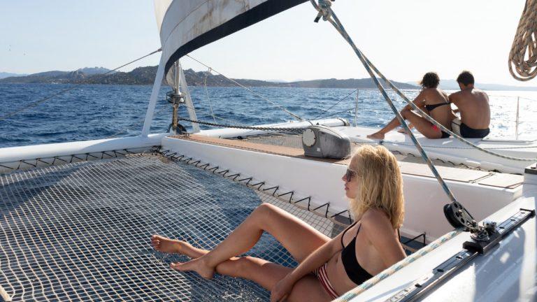 Thessaloniki Sailing Tour on a Catamaran