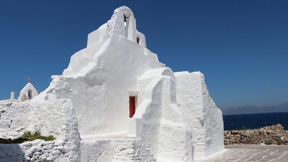 Paraportiani Orthodox Church